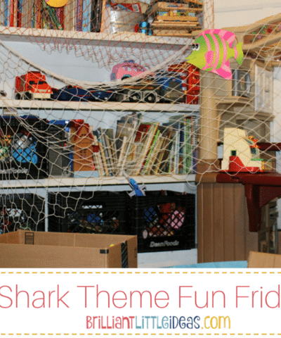 Shark Theme Fun Friday is chock full of DIY kid crafts and free printables. Emergent reader books, mini books, crafts, activities. Have your own Shark week.