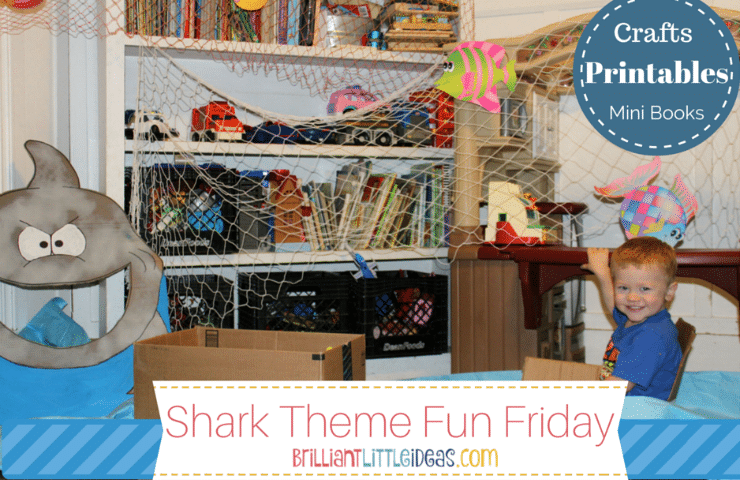 Ocean Theme Fun Friday Brilliant Little Ideas