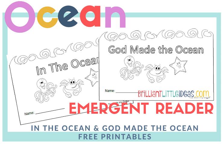 Ocean Emergent Reader