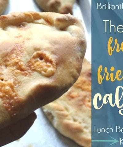 This is a great idea for Lunch boxes & quick freezer meals for kids. Im going to make tons of The Best Freezer Friendly Calzones kid food quick dinner ideas