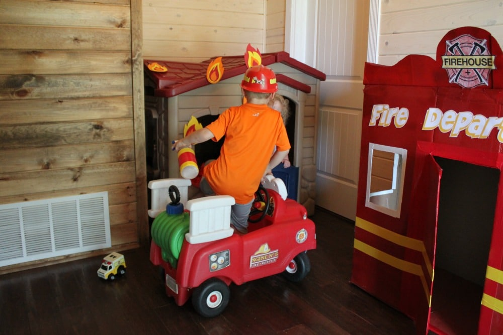 This Fireman Theme Fun Friday is awesome! Enjoy the fun role playing with your kids, enjoy the color pages, activities, and crafts.