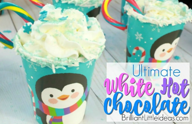 Ultimate White Hot Chocolate