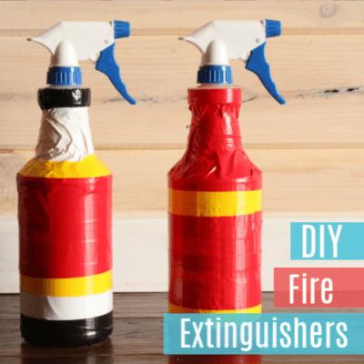 DIY Fire Extinguishers