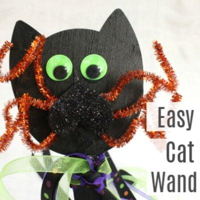 Super Easy Cat Wand