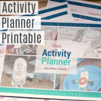 Kids Activity Planner