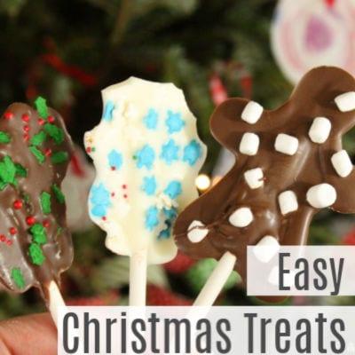 Last Minute Christmas Treats