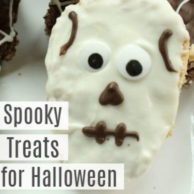 Simple Spooky Halloween Treats