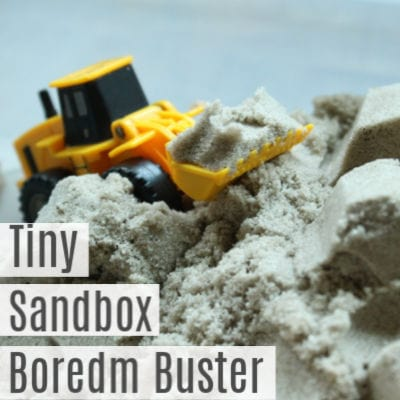 Tiny Sandbox Boredom Buster