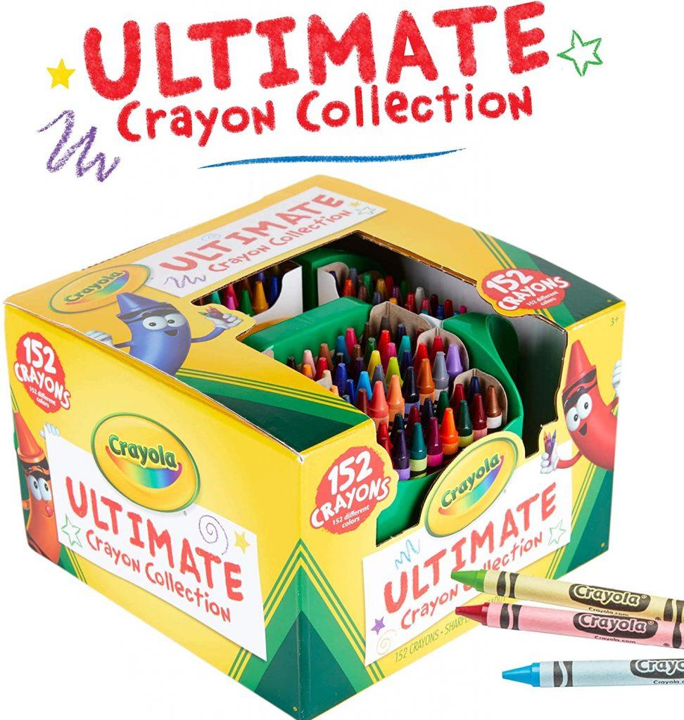 Crayons & Case